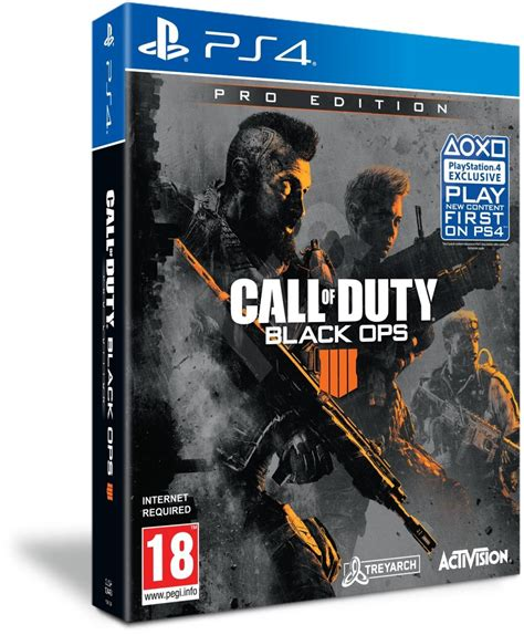 Call of Duty: Black Ops 4 Pro (PS4) - Herní e-shop Gamemax