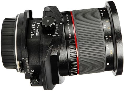 Samyang Lenses Now Distributed by Intro 2020 in the UK