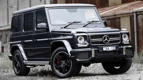 Mercedes-Benz G 63 AMG (2012) AU Wallpapers and HD Images