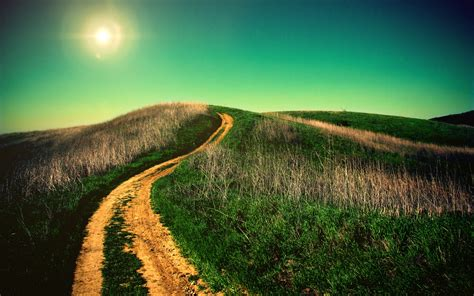 Uphill Road Wallpapers   HD Wallpapers   ID #13208
