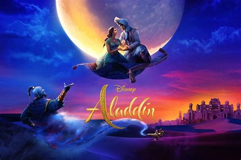Aladdin (2019) Movie Poster | Uncle Poster