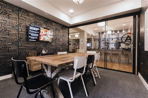 » WeWork Coworking Offices by Oktra, London – UK