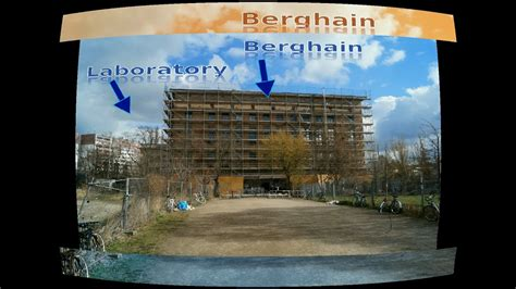 How to Get into Berghain and Laboratory