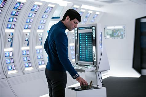 Star Trek Beyond: Chris Pine and Zachary Quinto Interview