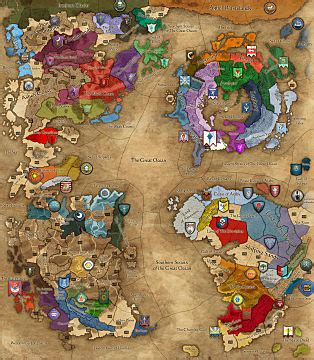Request for CA/fans: complete mortal empires map with all
