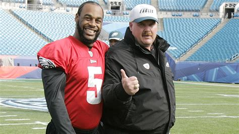 Andy Reid's Former Eagles Players Are Thrilled He's Going